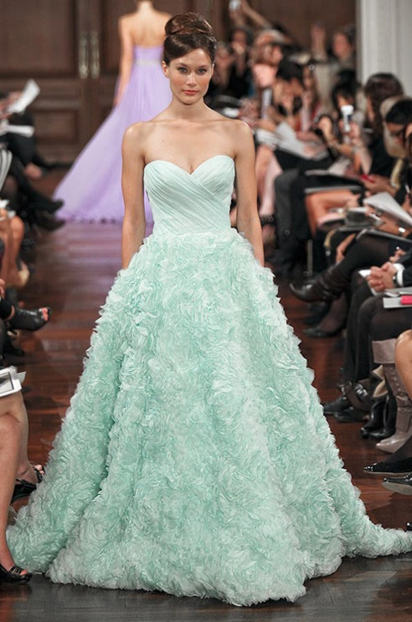 MintGreenWeddingDress
