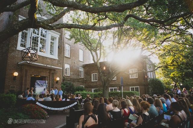 The NotWedding Charleston - Lime Green Photography