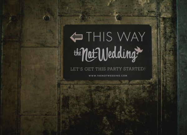 The NotWedding
