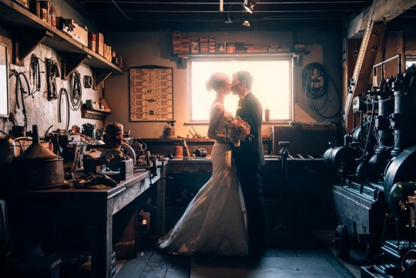 boathouse wedding