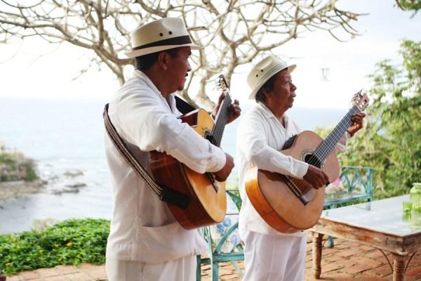 Mexican destination wedding