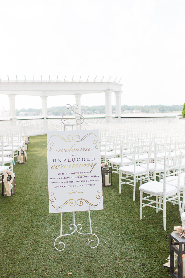 New Jersey nautical wedding