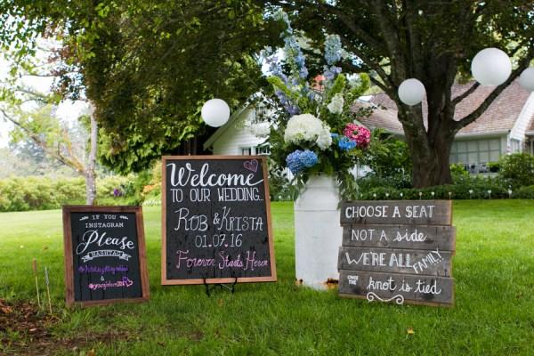 garden winery wedding