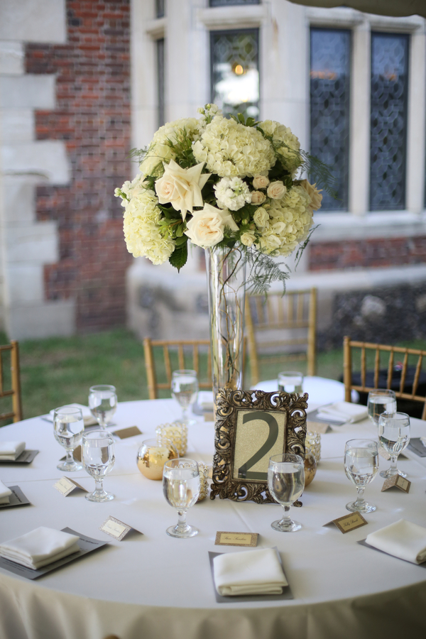 romantic castle wedding