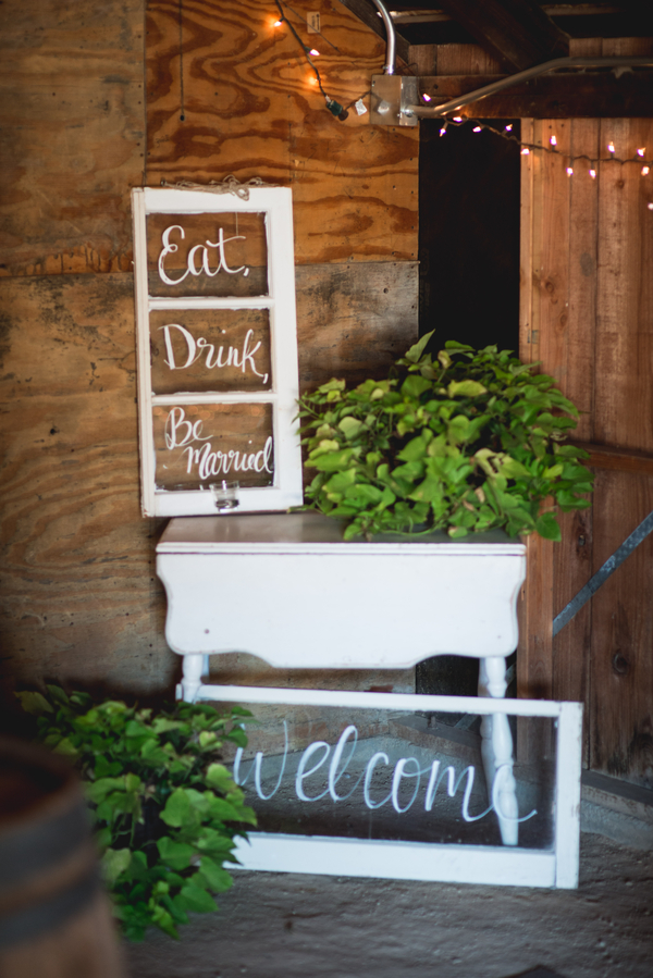 vintage ranch wedding