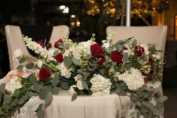 vintage garden wedding