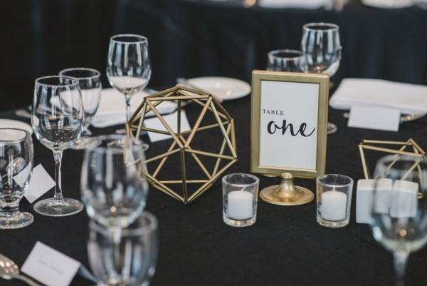 intimate restaurant wedding