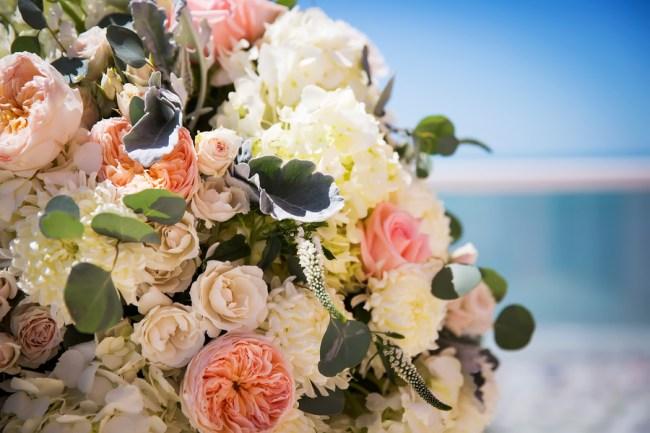 beach resort wedding