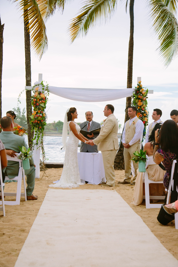 wedding stage chairs french antique erica & eric's tropical paradise - modern weddings