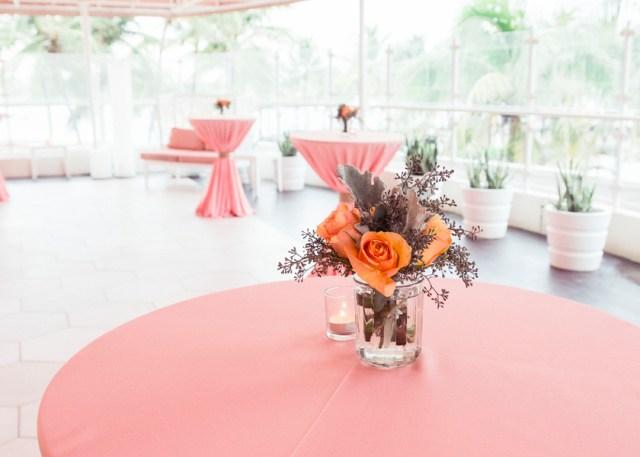 tropical paradise wedding