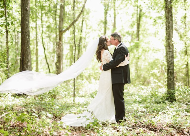 romantic southern boho wedding