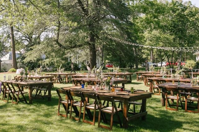 romantic southern boho wedding