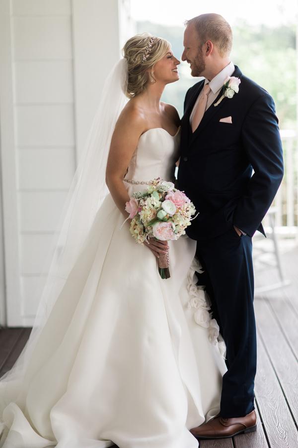 Disney-inspired southern wedding