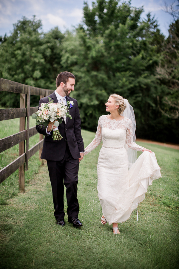 Knoxville farm wedding