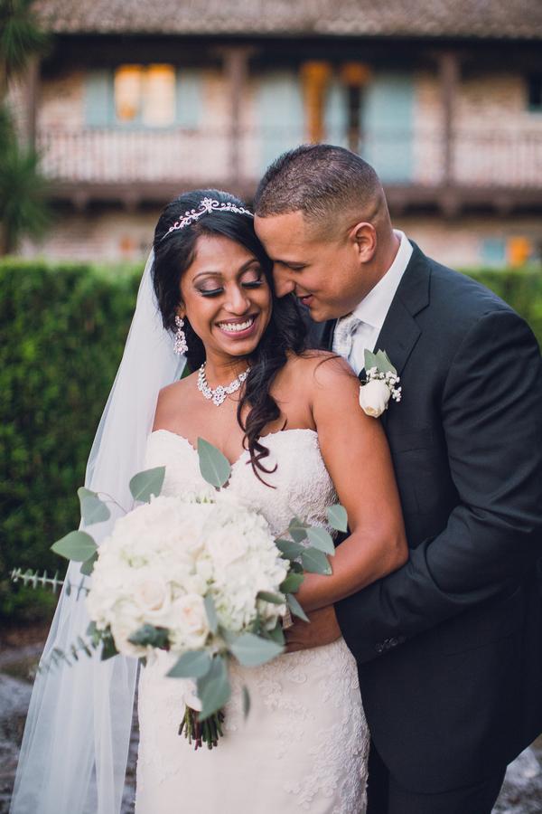Florida estate wedding