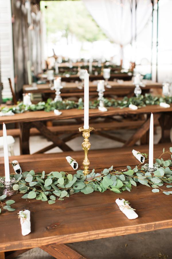 rustic farmhouse wedding