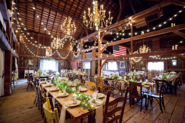 rustic farmhouse wedding
