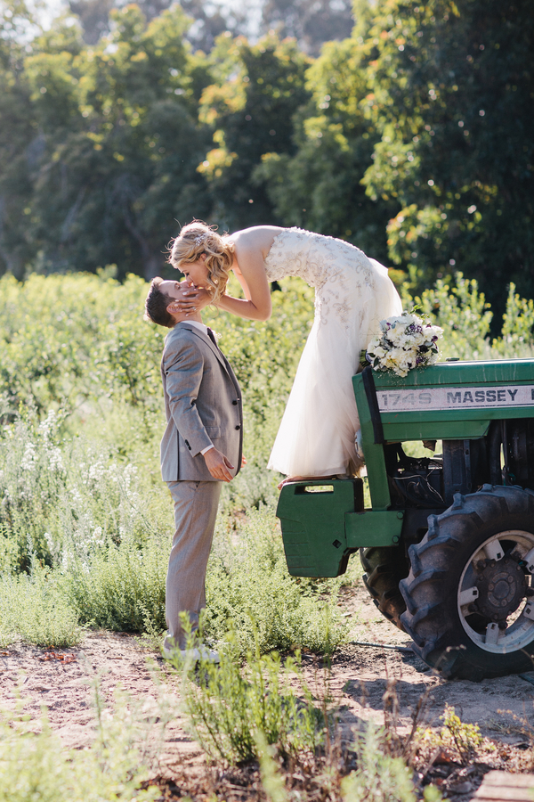 vineyard ranch wedding