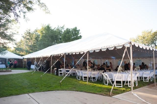 vintage greenhouse wedding
