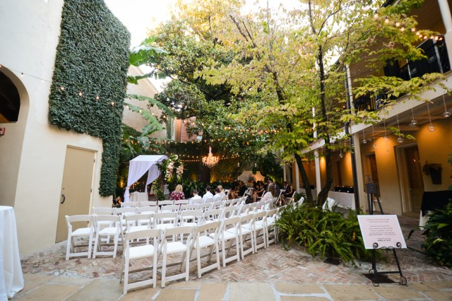 traditional New Orleans wedding