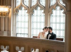 urban seminary wedding