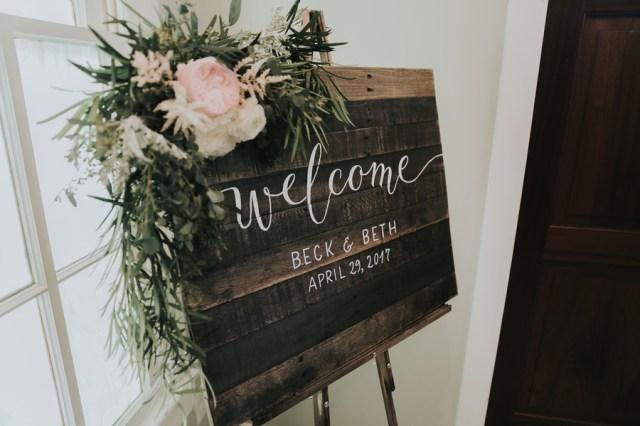 historic country chapel wedding
