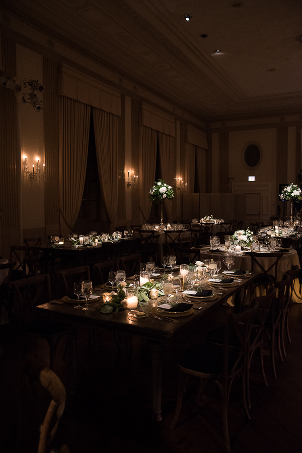 Chicago club wedding