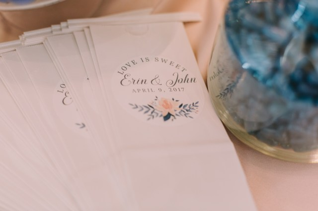 romantic Florida wedding