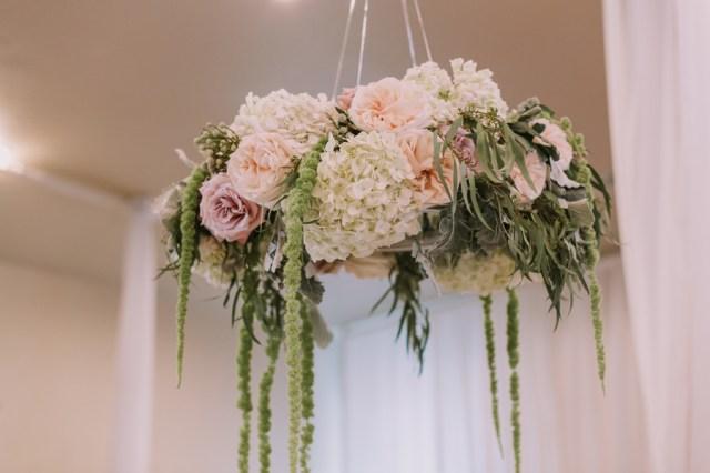 romantic Florida wedding