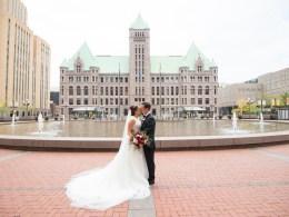 classic Minneapolis wedding