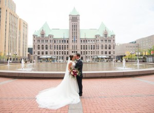 classic Minneapolis wedding