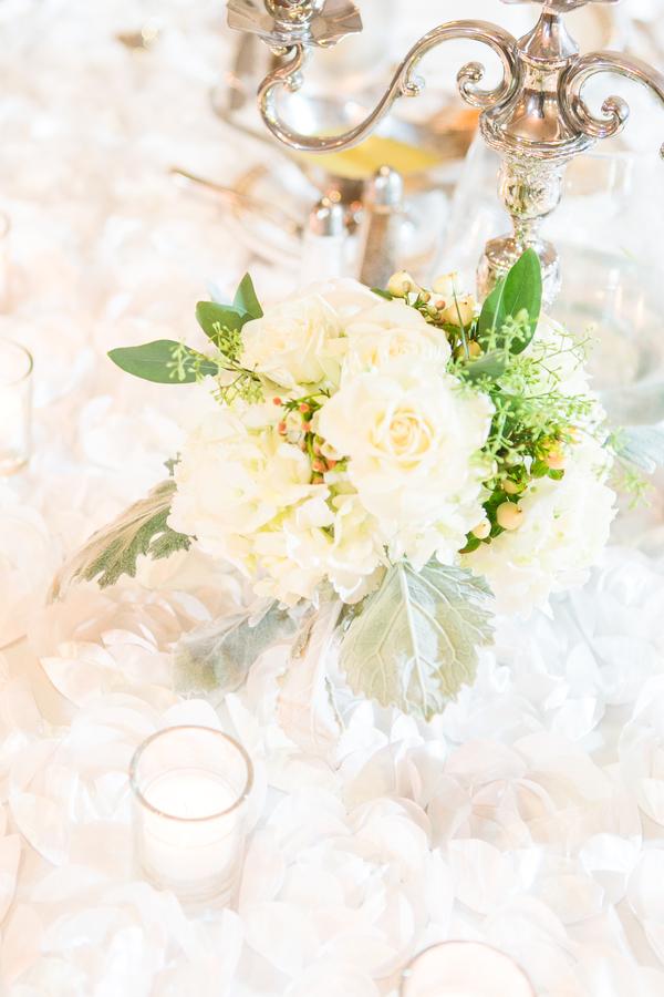 traditional country club wedding