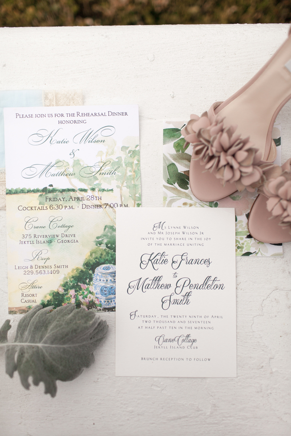 spring estate wedding