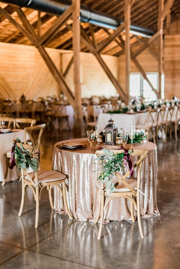 rustic Virginia wedding