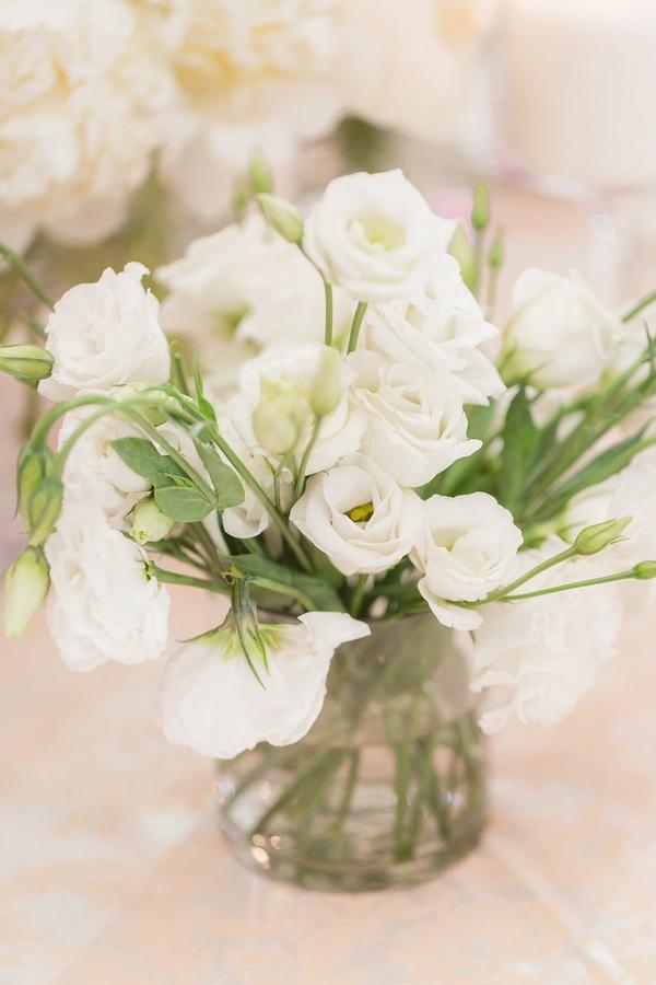 traditional white wedding