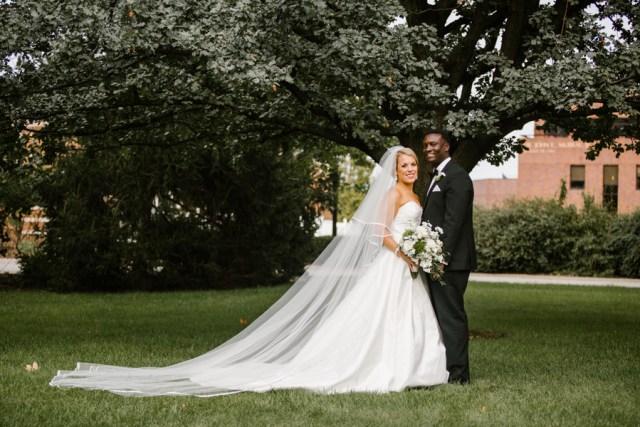 elegant Pittsburgh wedding