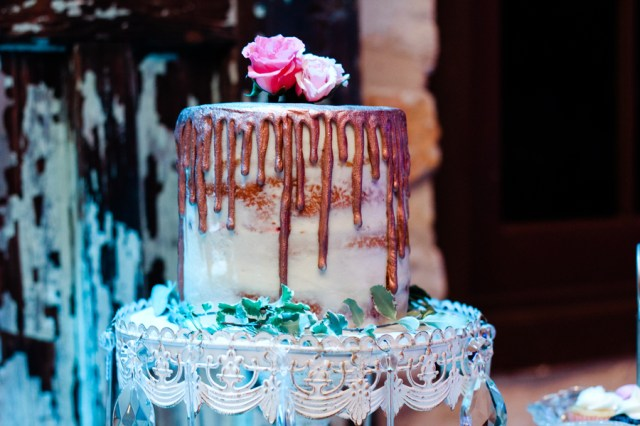 whimsical rustic wedding