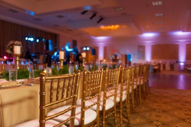 Florida country club wedding