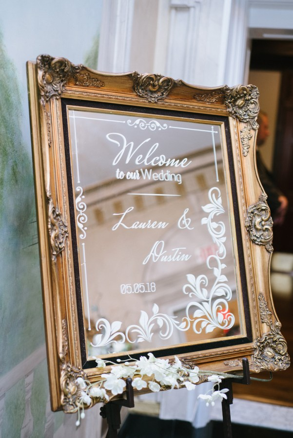 romantic white wedding