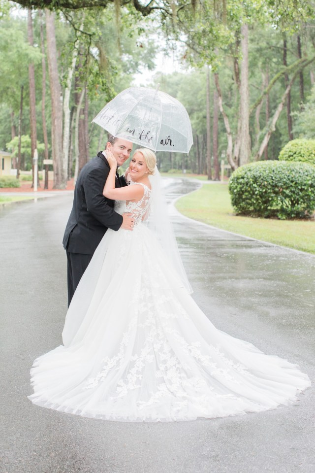 classic South Carolina wedding