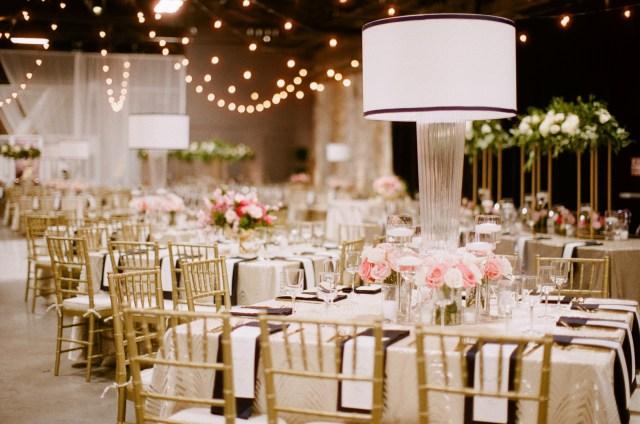 artistic modern wedding