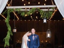 Texas winter wedding