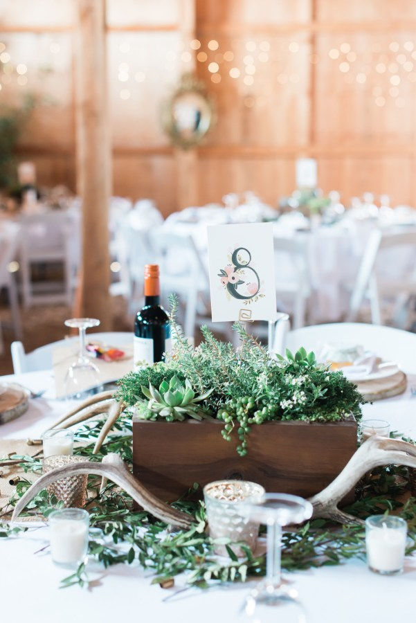 rustic boho wedding