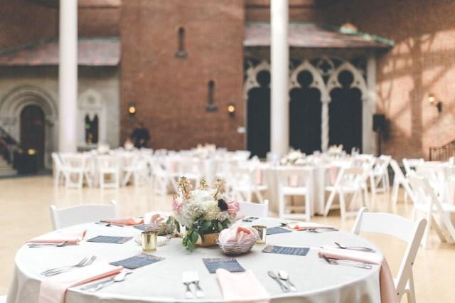 art museum wedding