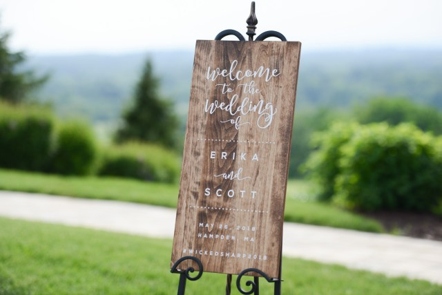 elegant summer wedding