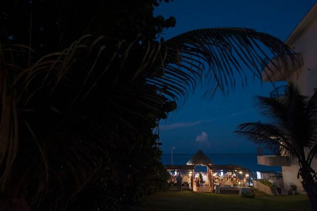 Persian beach wedding