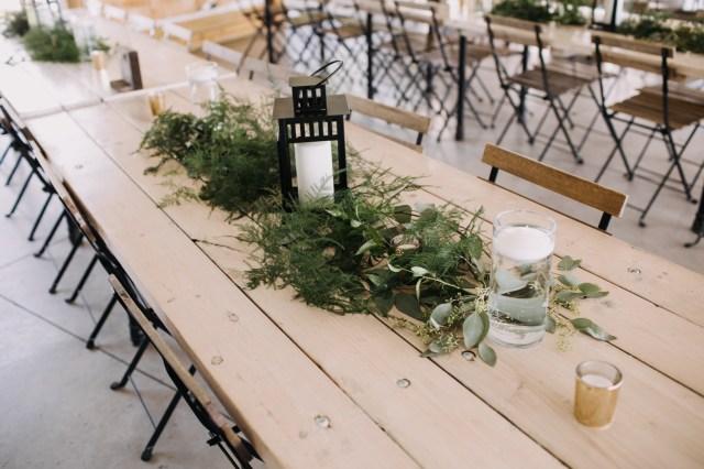 French chic farm wedding
