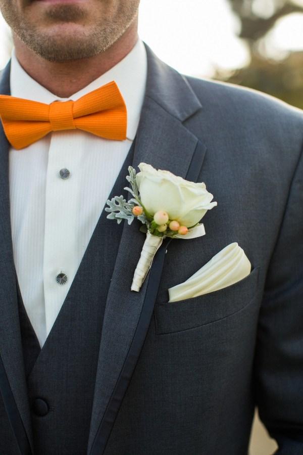 California autumn wedding
