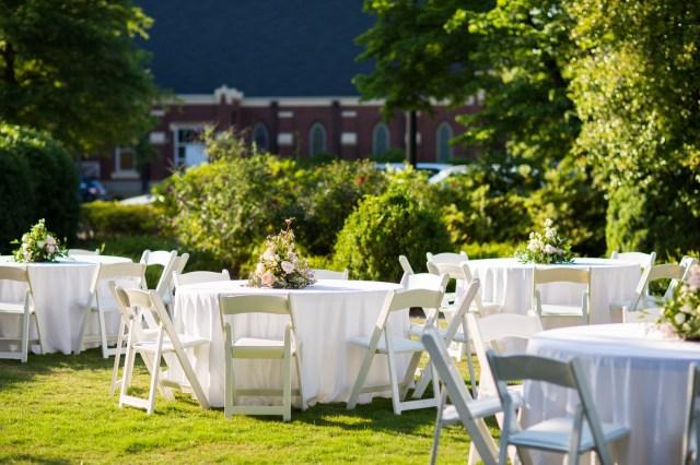 music-inspired Alabama wedding