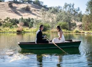 summer California wedding